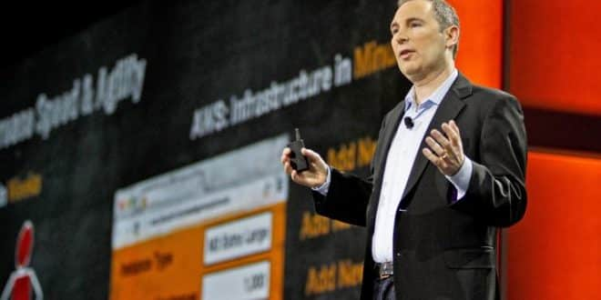 aws ceo cloud avance microsoft