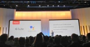 google assistant g suite
