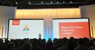 google cloud migrate anthos