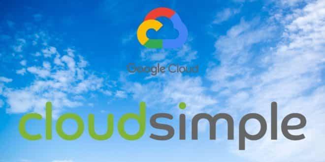 google cloud cloudsimple
