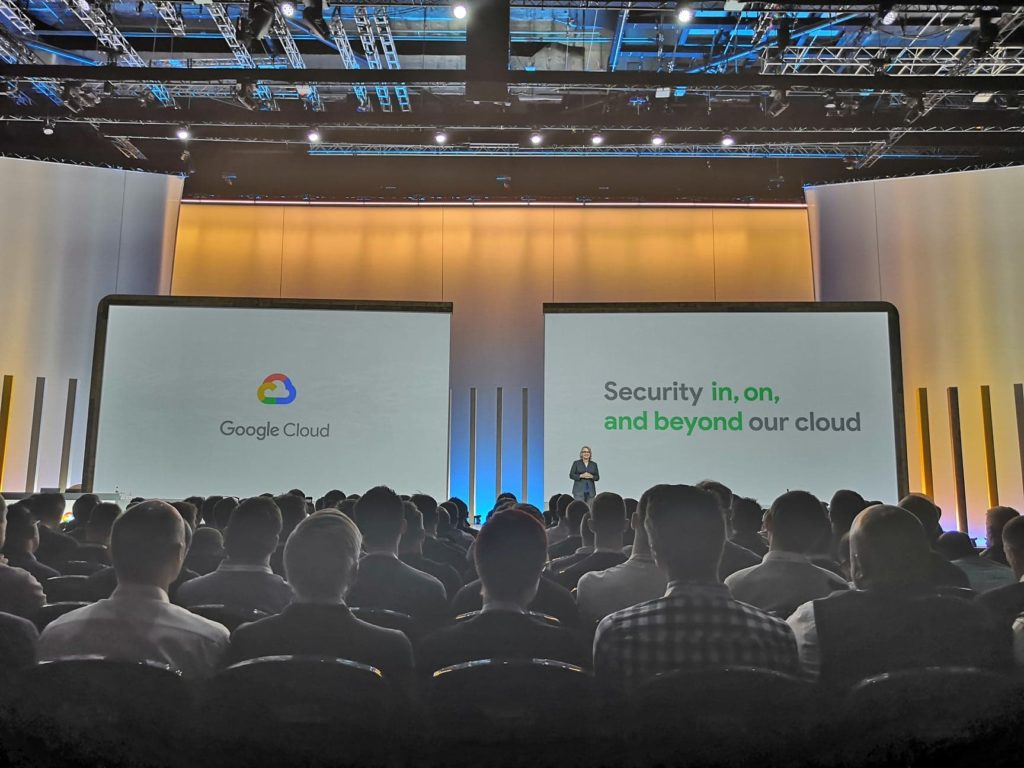 google cloud sécurité beyond cloud