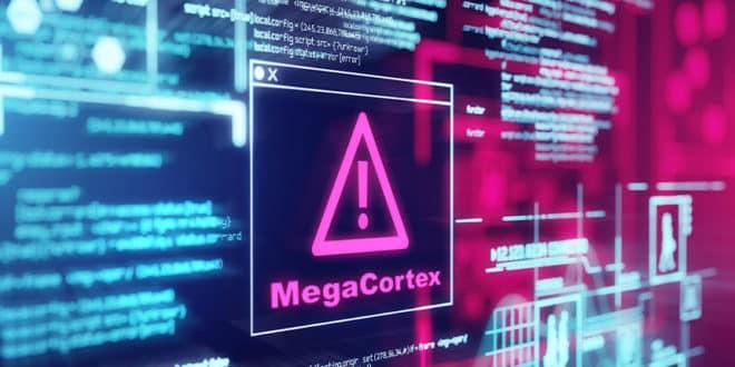 megacortex ransomware fuite données