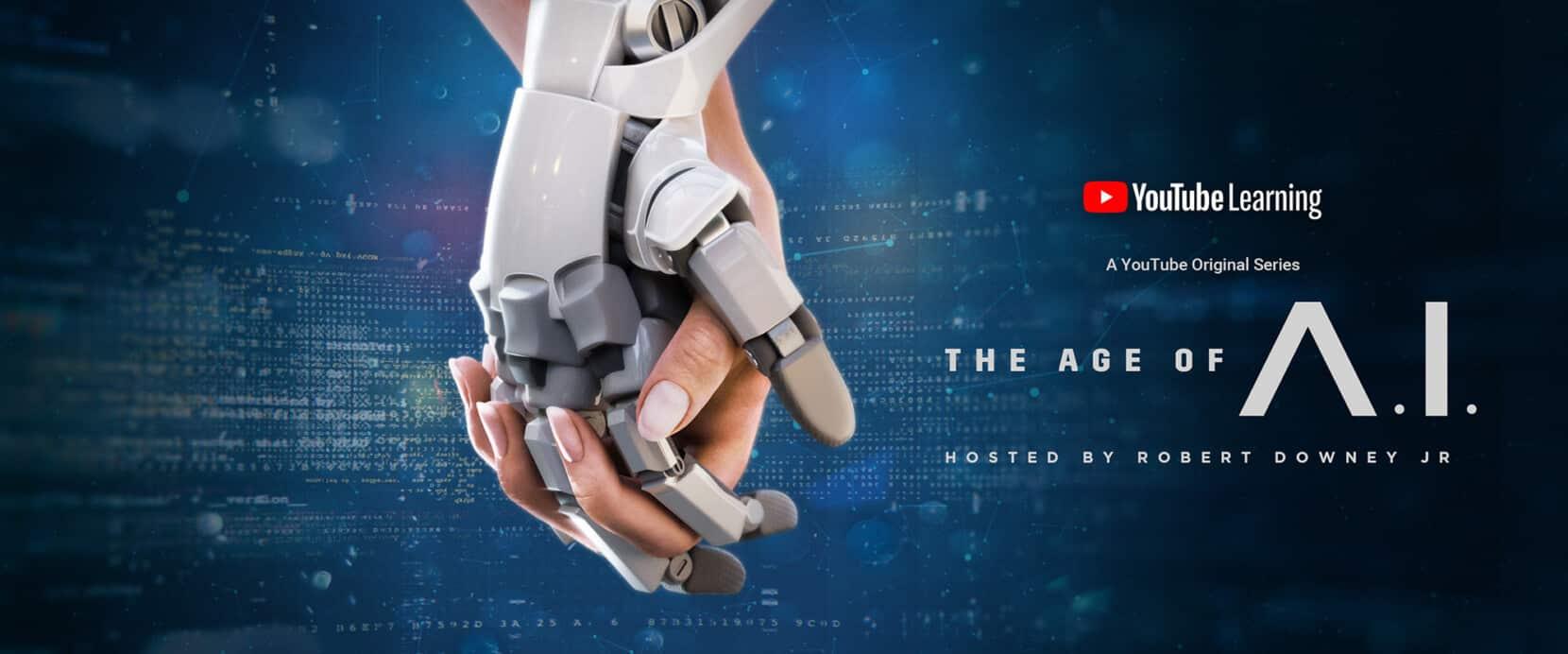 The Age of A.I. : une série YouTube sur l intelligence artificielle à ne pas manquer