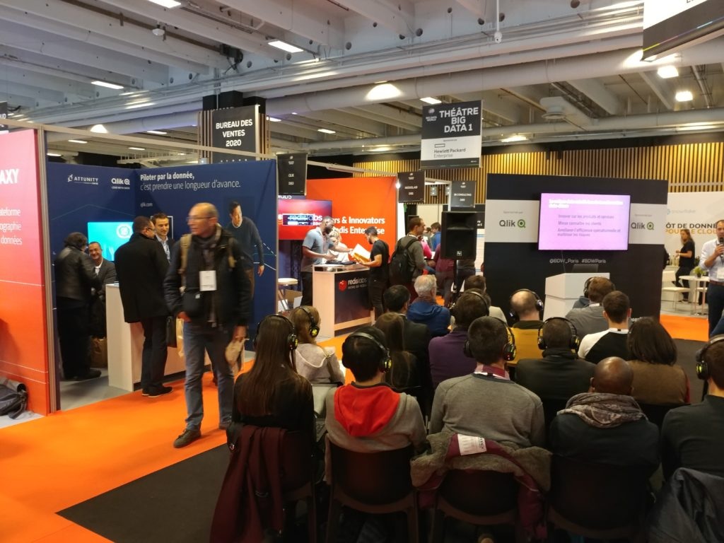La première édition du Big Data World Paris prenait place les 17 et 18 novembre 2019 à Paris Expo Porte de Versailles. Découvrez notre bilan...