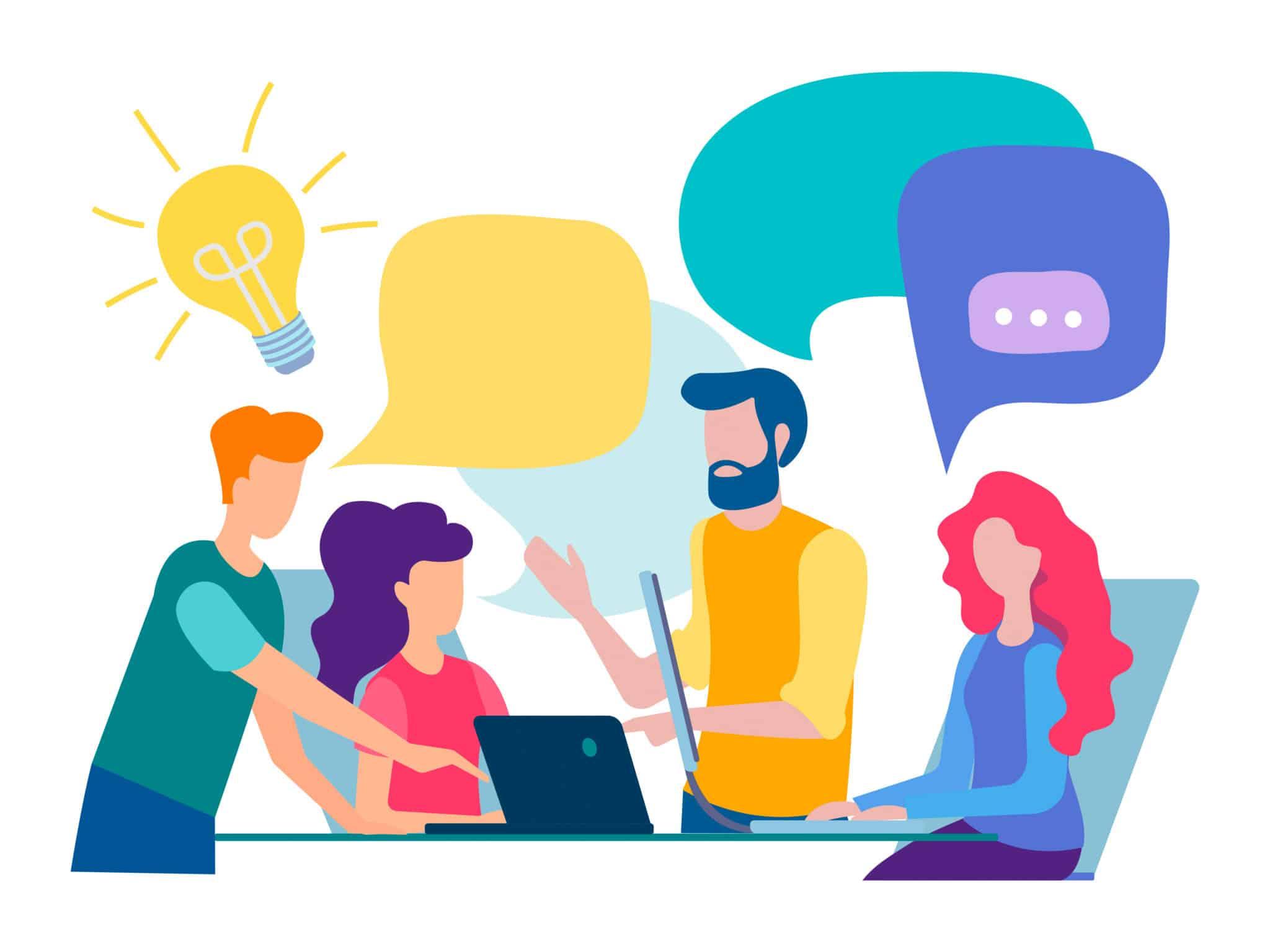 Les enjeux du travail collaboratif pour l'entreprise