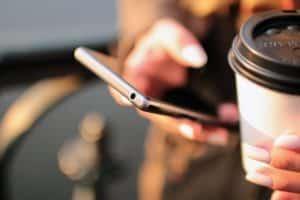 smartphone données new york times