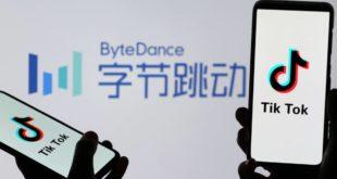 tiktok bytedance données
