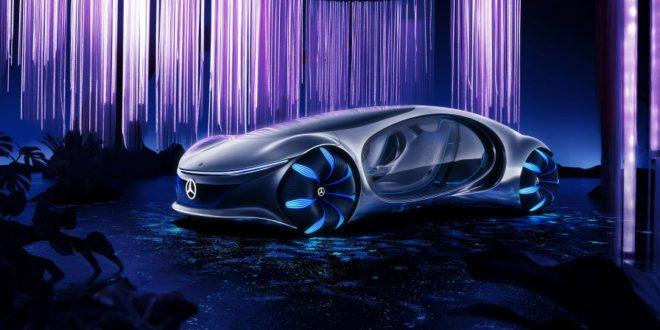 big data automobile ces 2020