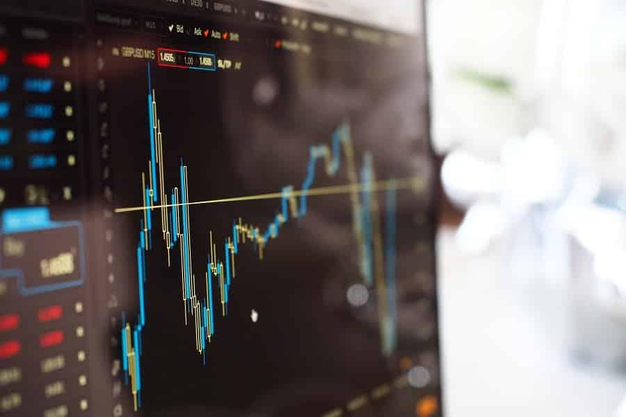 chart trading big data