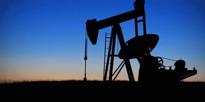 station de pompage de pétrole installée grâce au big data