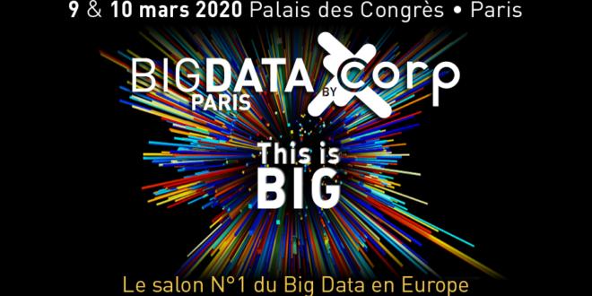Big Data Paris 2020 une