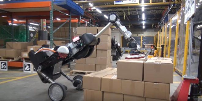 robot ia droit travail
