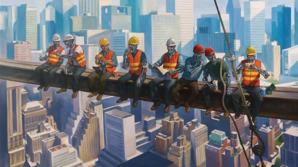 worker robots ia