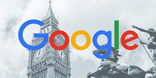 Google, angleterre, londres, britanniques
