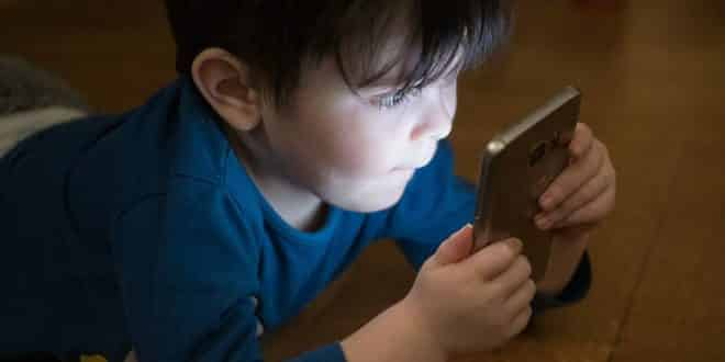 enfant smartphone android