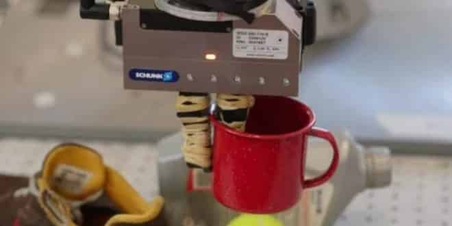 main robot nvidia