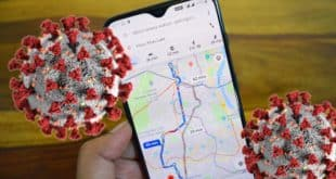 smartphones données coronavirus