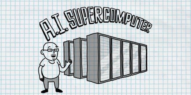 microsoft openai superordinateur