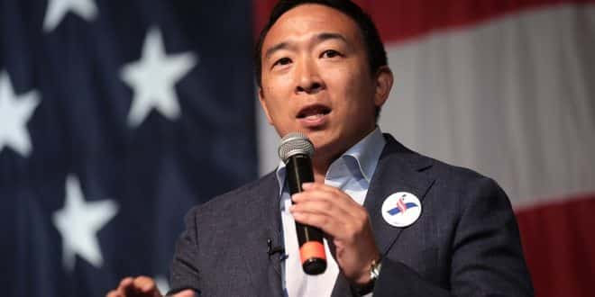 andrew yang data dividend project