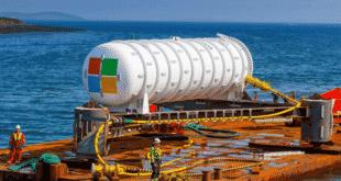 microsoft data center sous-marin covid