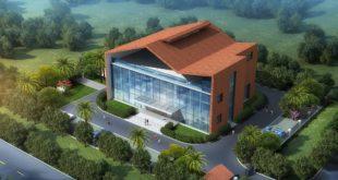 camtel chine huawei data center