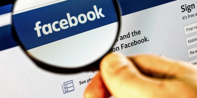 facebook manipulation politique