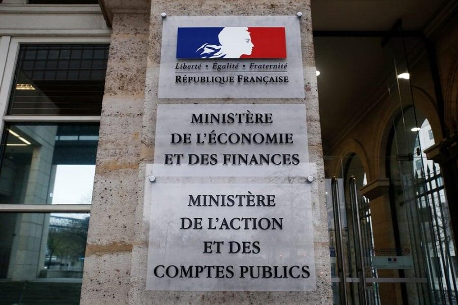 ministère économie france