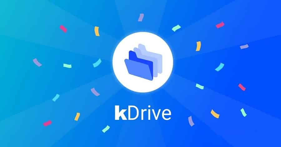 kDrive cloud pme