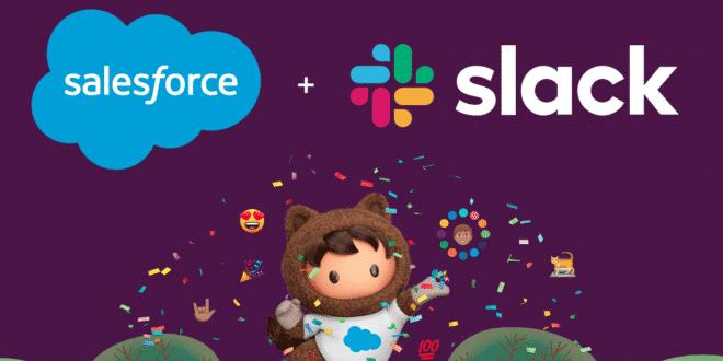 salesforce acquisition slack