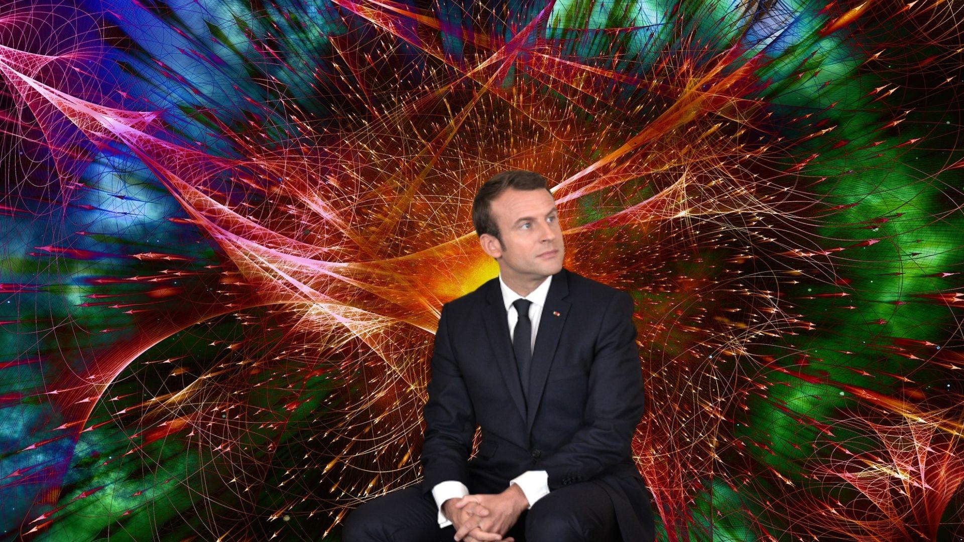 Emmanuel Macron dévoile la stratégie de la France pour l'informatique quantique : un plan à 1,8 milliard d'euros pour défier Chine et USA.