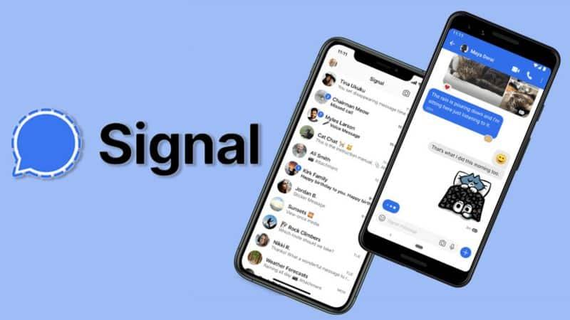 Signal a tenté d'acheter des publicités Instagram pour montrer comment Facebook les cible. Les pubs de Signal sont par la suite bloqués.