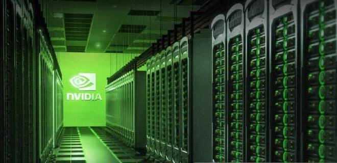 Nvidia centres de données