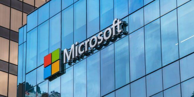 Microsoft data centers