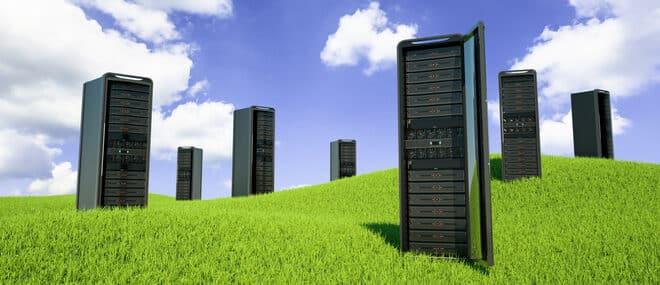 data center environnement