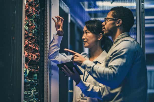 métier Data Center