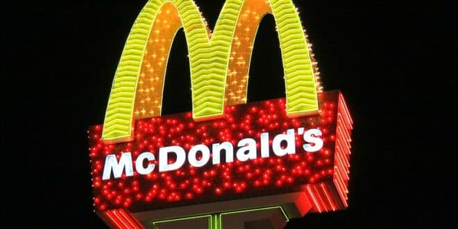 mcdonald's ia big data