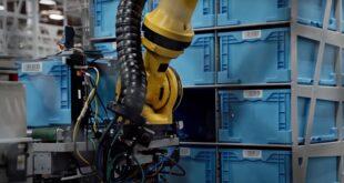 amazon ernie robot