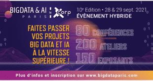 big data ai paris 2021