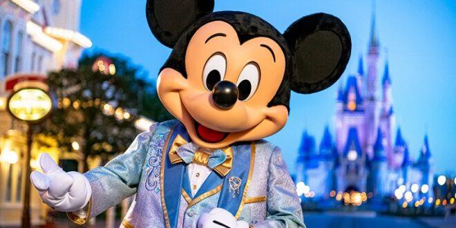 Disney utilise big data robotique ia