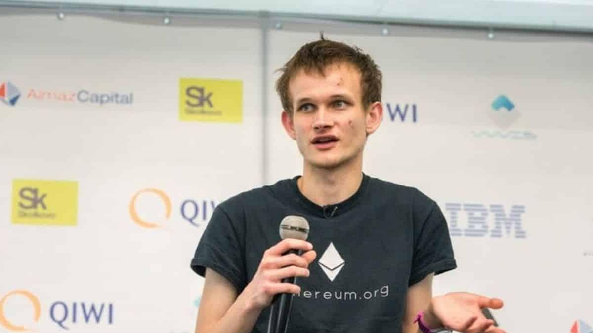 Vitalik Buterin, le fondateur d'Ethereum