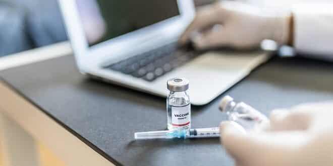 système de réservation de vaccination covid en Italie piraté