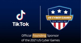 Tik Tok sponsorise us cyber games