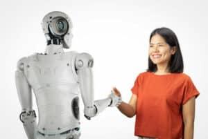 Le regard d'un robot humanoïde peut perturber le cerveau