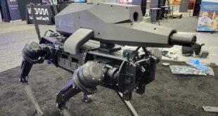 ghost robotics chien robot