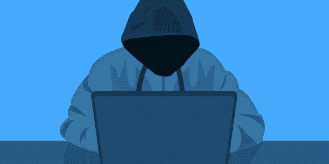 hacker tests covid